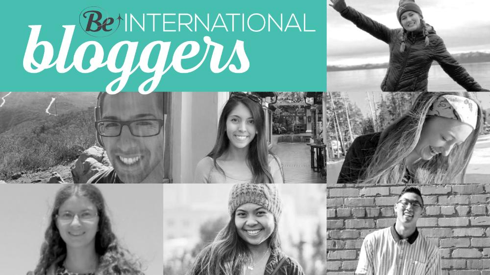 Be International Bloggers