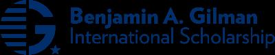 logótipo de Benjamin A. Gilman International Scholarship Program oferece bolsas de estudo para estudantes universitários norte-americanos de meios financeiros limitados para prosseguir estudos académicos ou estágios orientados para carreiras de crédito no estrangeiro. Este intercâmbio internacional destina-se a preparar melhor os estudantes americanos para assumirem papéis significativos numa economia cada vez mais global e interdependente.