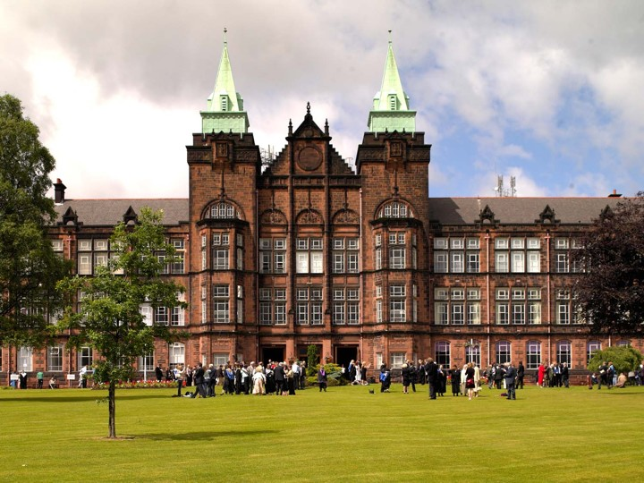 Strathclyde University Campus